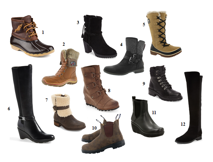 Winter Boots 2017