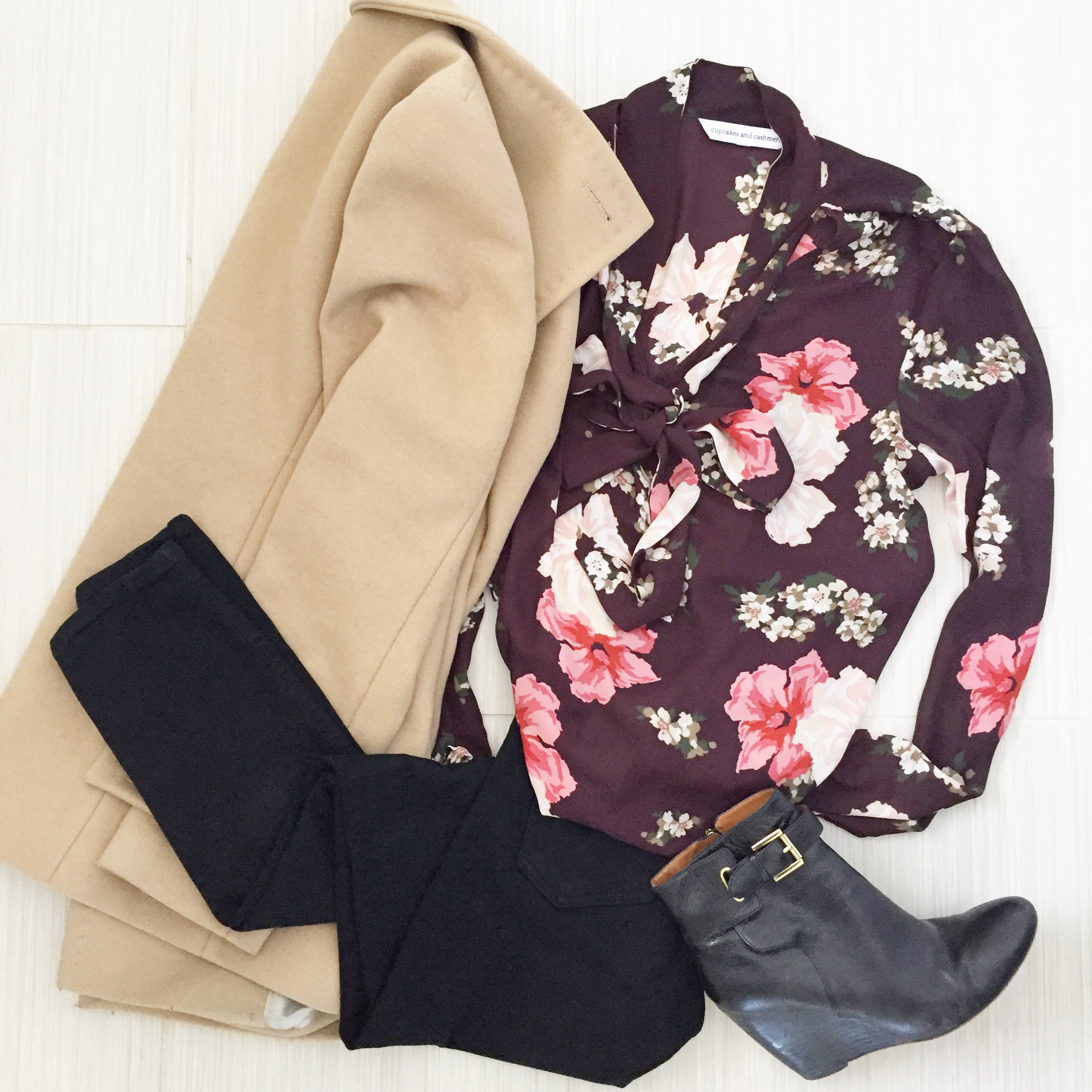 Business Casual VDay_Black Booties
