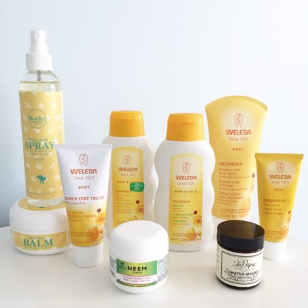 The Best All Natural Skincare Products for Babies & Toddlers