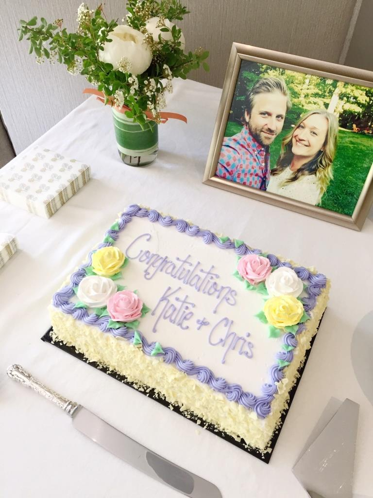 A Classic Wedding Shower with Family & Friends